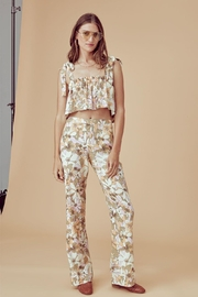 FOR LOVE & LEMONS Renata High-Waist Pants - Product Mini Image