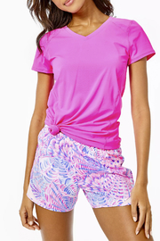 Lilly Pulitzer  Renay Active Tee UPF 50+ - Product Mini Image