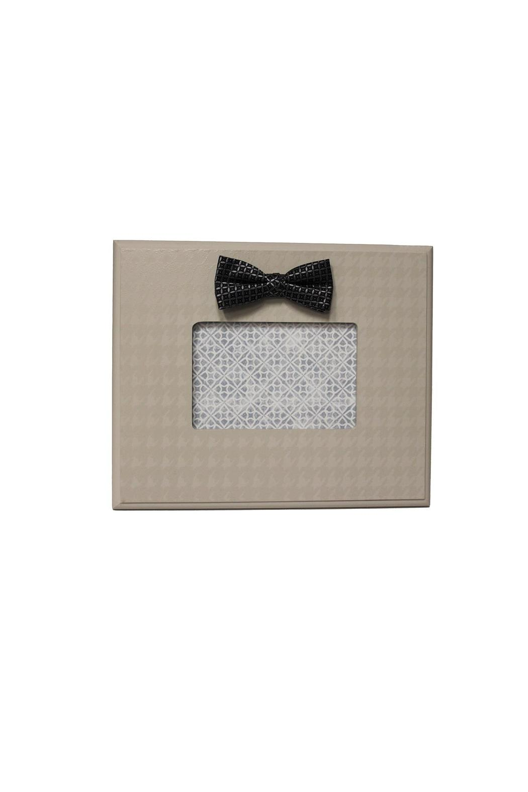 Renditions by Reesa Grey Houndstooth Frame - Front Cropped Image