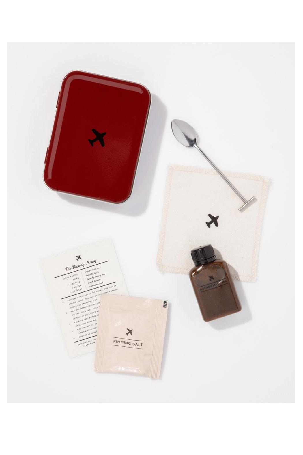 RENDR Bloody Carry-On Kit - Side Cropped Image