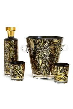 RENDR Malachite Decanter - Alternate List Image