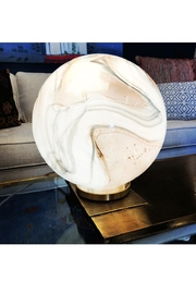 RENDR Marbleized Lamp - Front cropped