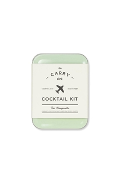 RENDR Margarita Carry-On Kit - Product List Image
