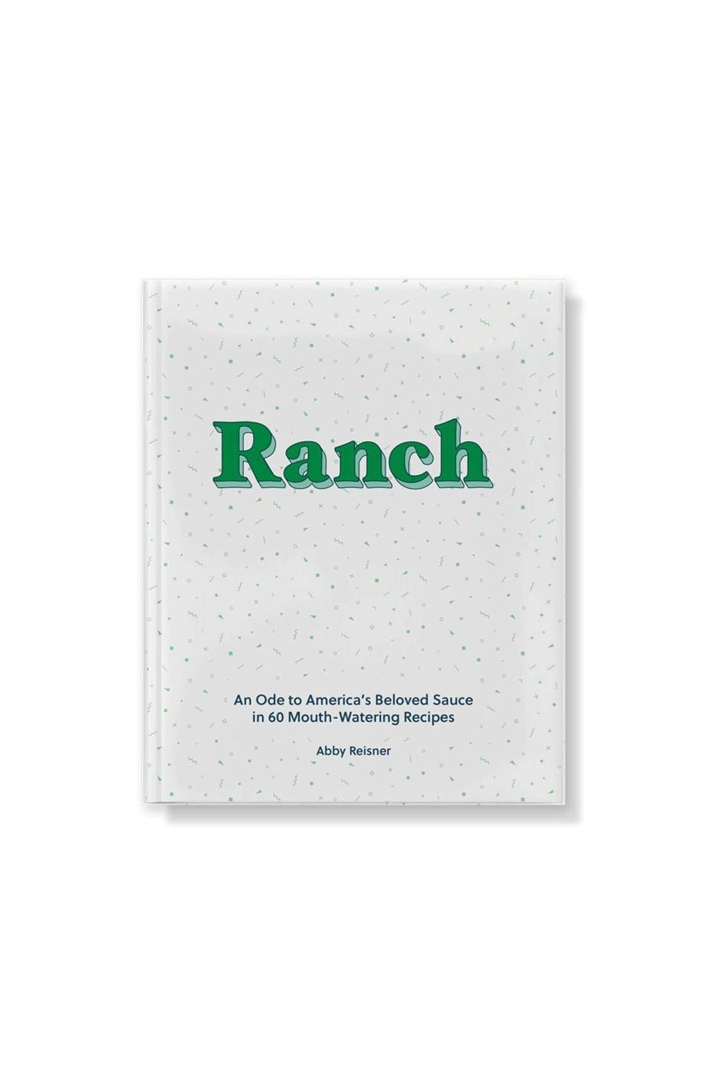 RENDR Ranch Book - Front Cropped Image