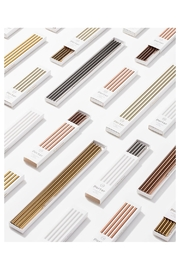 RENDR Stainless Cocktail Straws - Front full body