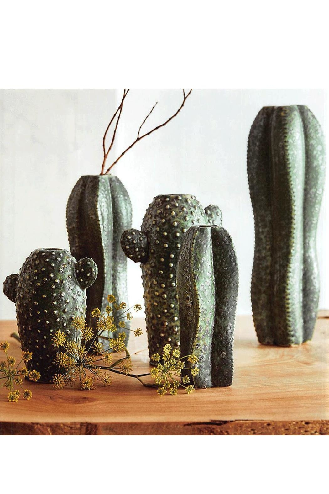 RENDR Tall Cactus Set - Front Full Image