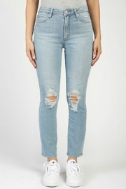 Articles of Society Rene Mid-Rise Jean - Front cropped