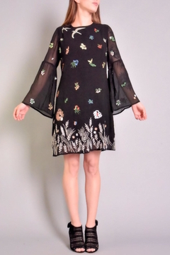 Shoptiques Product: Depuis Embroidered Dress