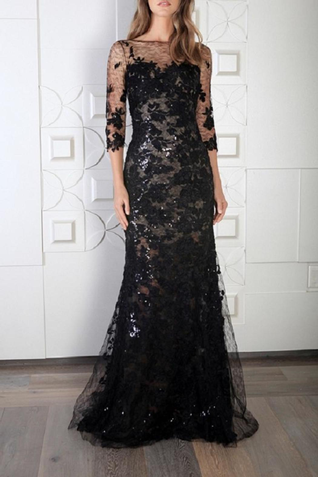 Rene Ruiz 3/4 Sleeve Gown from New Jersey by District 5 Boutique ...