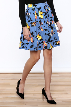 Shoptiques Product: Butterfly Skirt