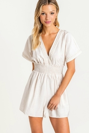 Lush Clothing  RENEE ROMPER - Product Mini Image