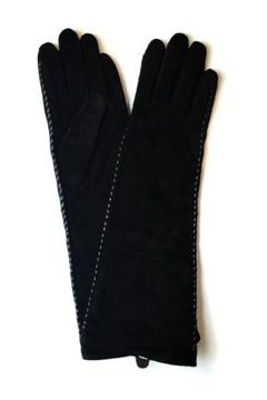 Shoptiques Product: Laced Suede Glove
