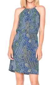 Renee C Fresh Patterned Dress - Product Mini Image