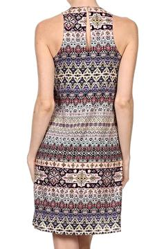 Renee C Morocan Print Dress - Alternate List Image