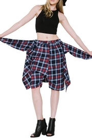 Renee C Plaid Shorts - Other