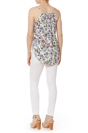 Renee C Print Tank Top - Front full body