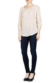 Renee C Print Top - Front cropped