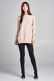 Renee C Side Tie Sweater - Product Mini Image