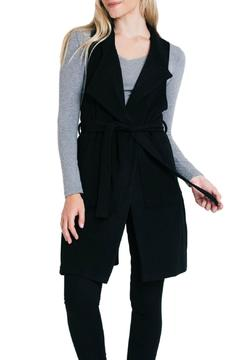 Shoptiques Product: Sleeveless Trench Coat