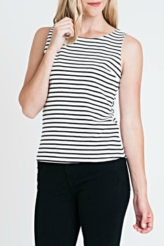 Shoptiques Product: Stripe Fitted Top