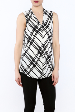 Shoptiques Product: Sleeveless Pullover Blouse