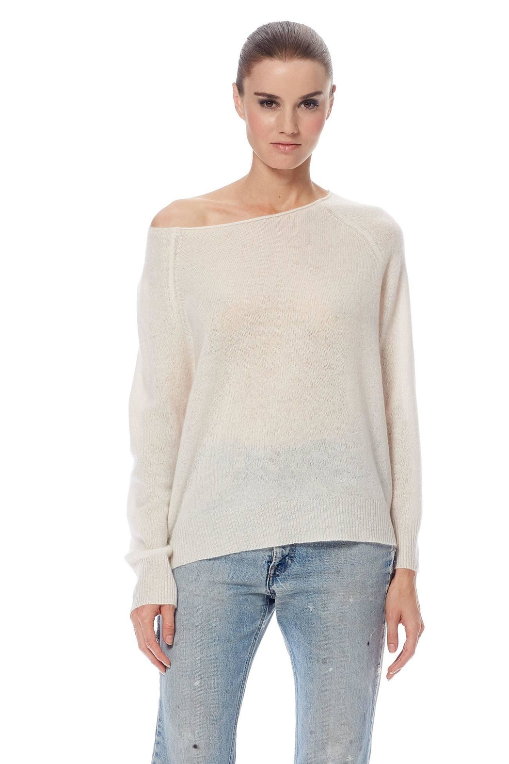 Repeat Beach Please Sweater - Front Full Image