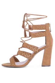 Report Myra Tie-Up Sandals - Product Mini Image