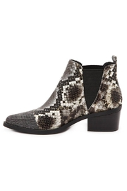 Report Snake Print Bootie - Product Mini Image