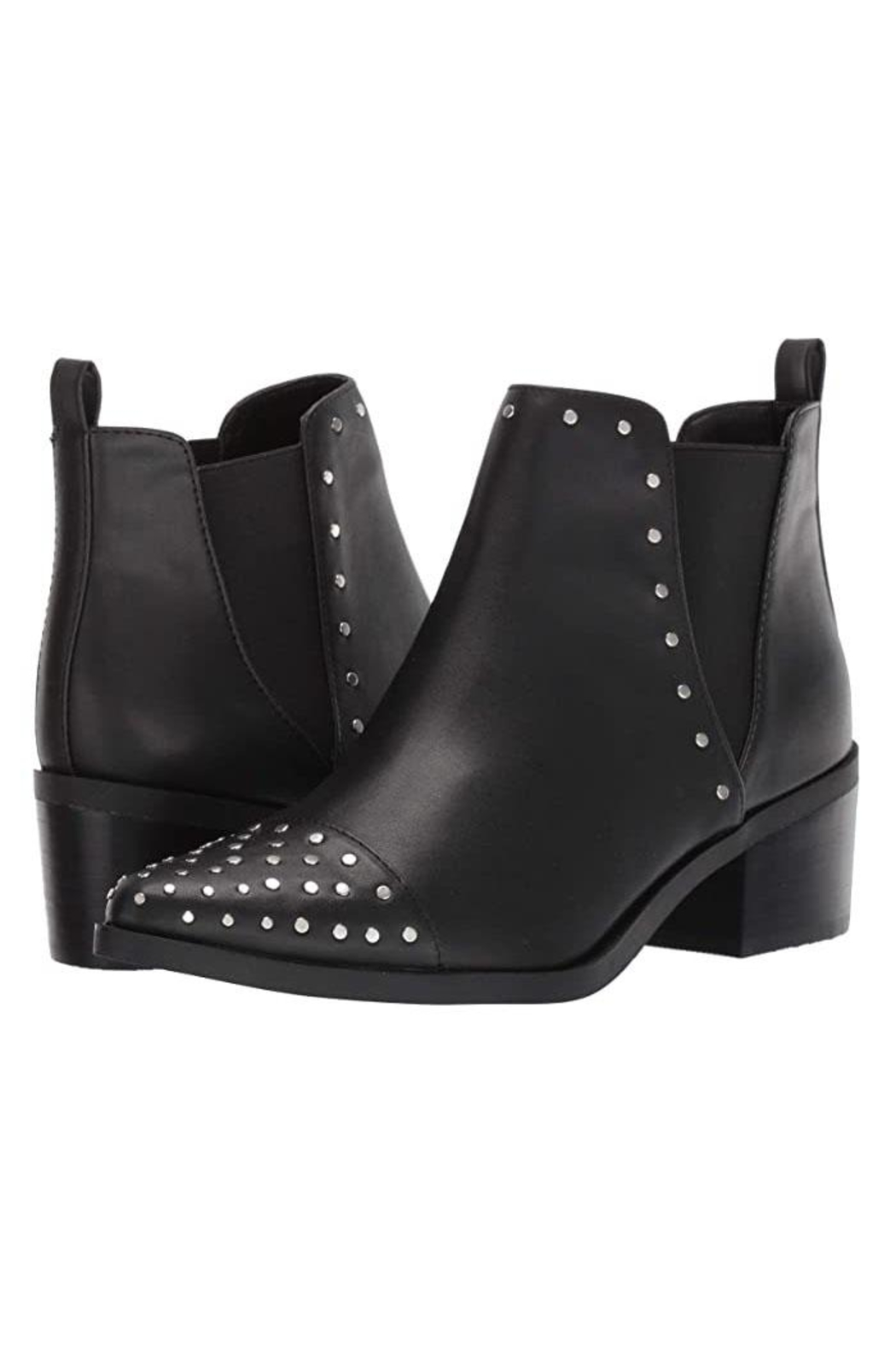 Report Studded Point-Toe Boot - Main Image