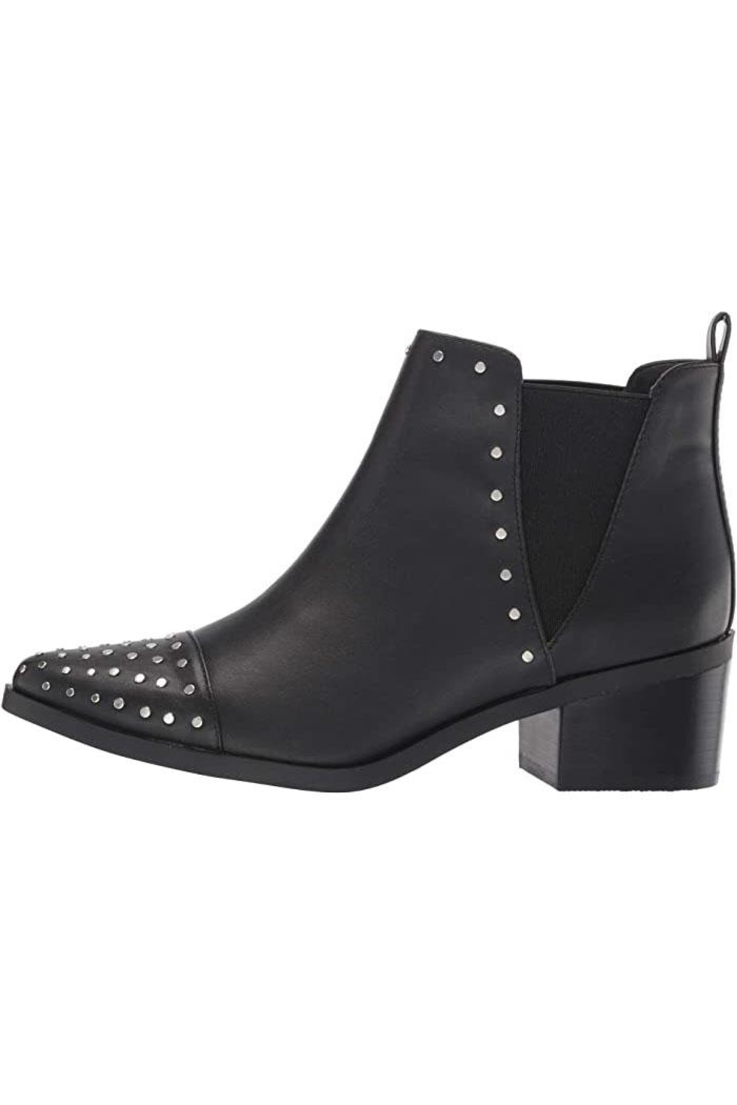 Report Studded Point-Toe Boot - Front Full Image