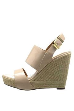 Shoptiques Product: Nude Cass Wedge