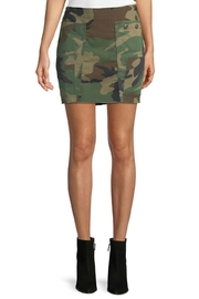 Kendall + Kylie Repurposed Camo Skirt - Product Mini Image