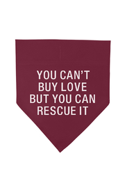 About Face Designs Rescue Bandana - Front cropped