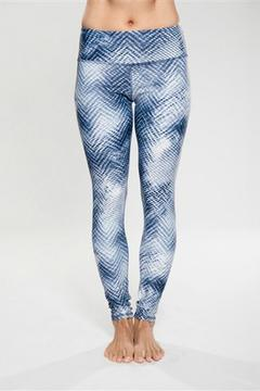 Rese Activewear Blue Note Leggings - Alternate List Image