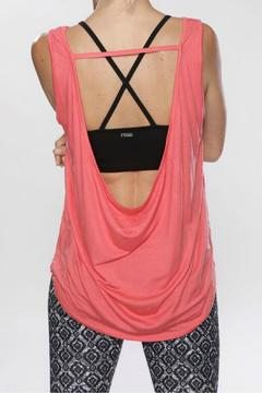 Rese Activewear Coral Tank - Alternate List Image
