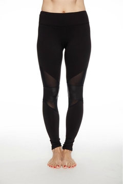 Rese Activewear Mesh Gloss Leggings - Product List Image