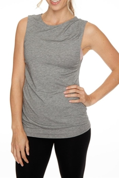 Rese Activewear Nikki Ruched Tank - Alternate List Image