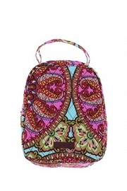Vera Bradley Resort Medallion Lunch-Bunch - Front cropped