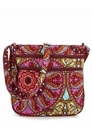 Vera Bradley Resort Medallion Triple-Zip - Product Mini Image
