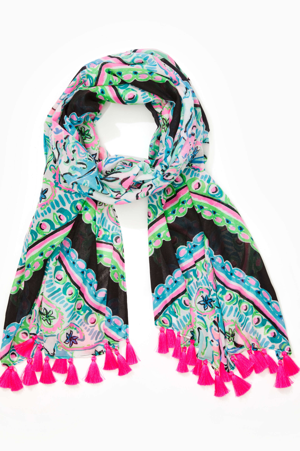 Lilly Pulitzer  Resort Scarf - Front Full Image