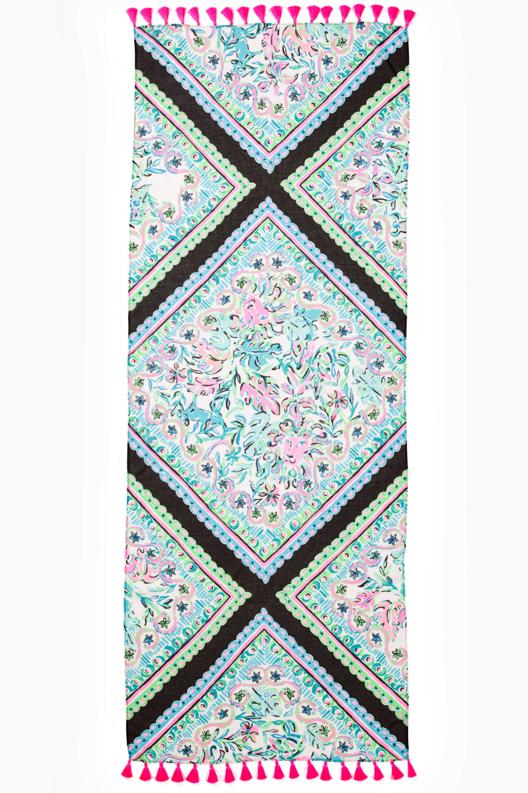 Lilly Pulitzer  Resort Scarf - Side Cropped Image