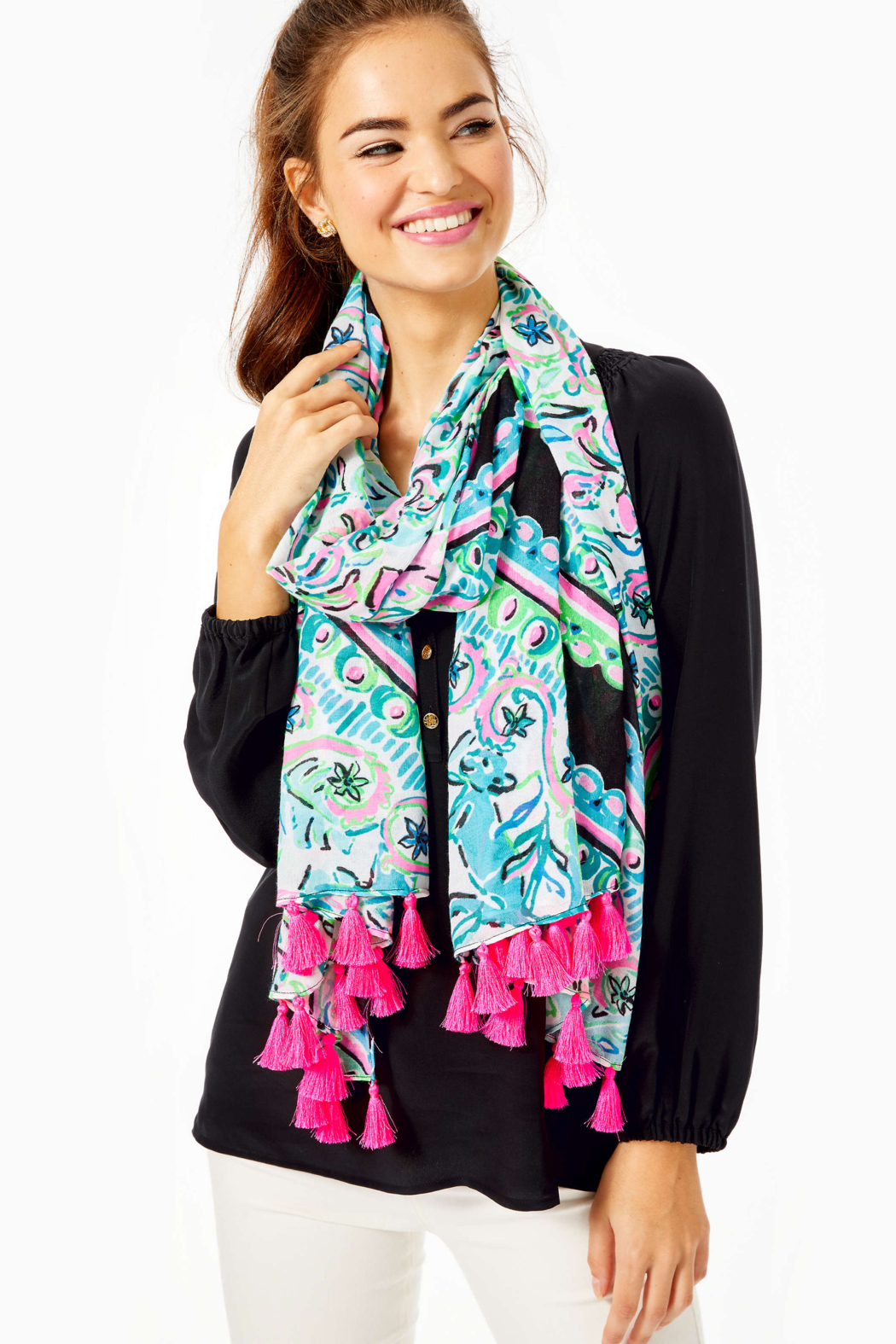 Lilly Pulitzer  Resort Scarf - Main Image