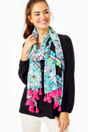 Lilly Pulitzer  Resort Scarf - Front cropped