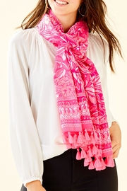 Lilly Pulitzer Resort Scarf - Product Mini Image
