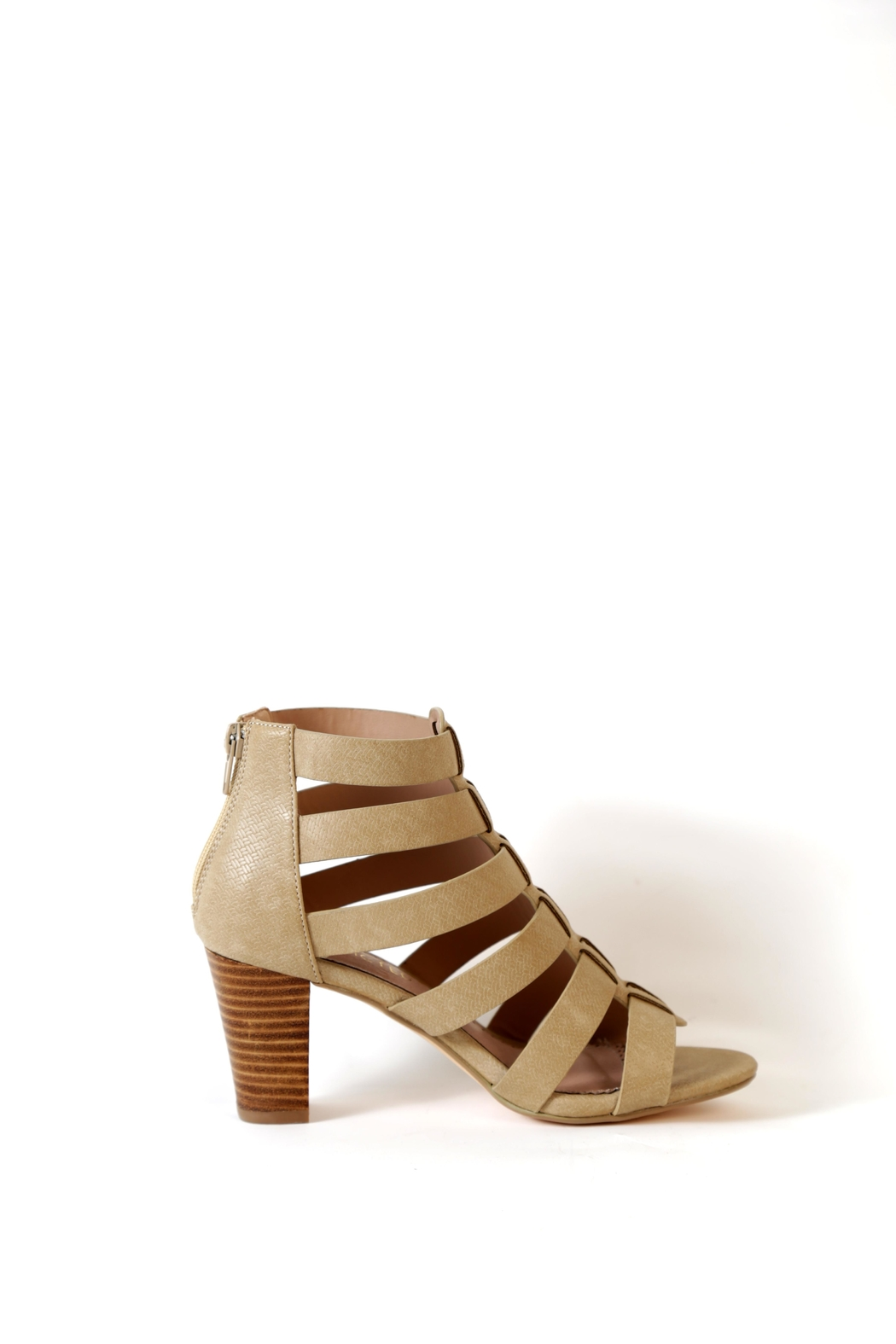 Restricted Avalon Strappy Sandal - Side Cropped Image