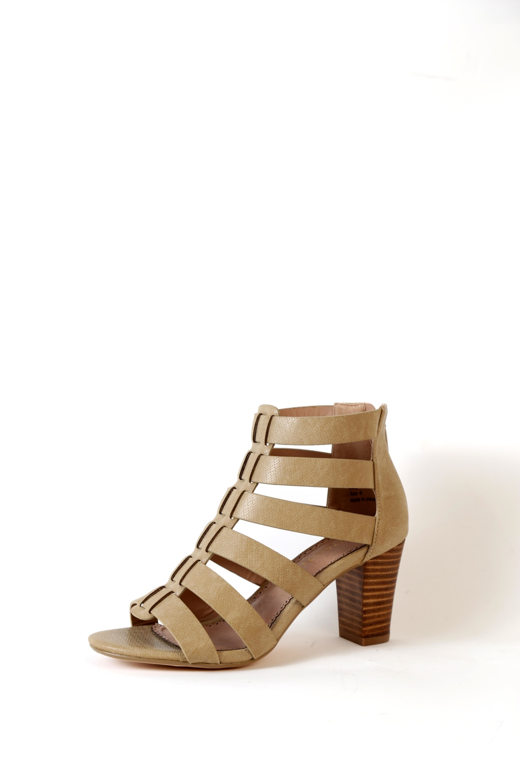 Restricted Avalon Strappy Sandal - Main Image