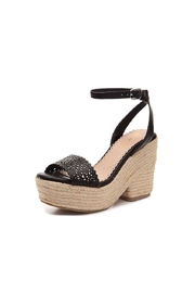 Restricted Fame Platform Espadrilles - Product Mini Image