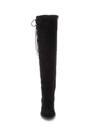 Restricted Over The Knee Boots - Side cropped