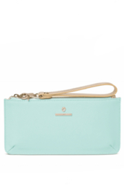Spartina 449 Retreat East West Wristlet-Teal - Product Mini Image