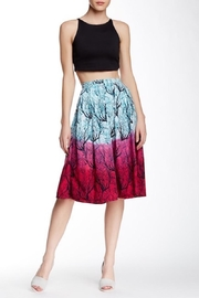 French Connection Retro A-Line Skirt - Product Mini Image